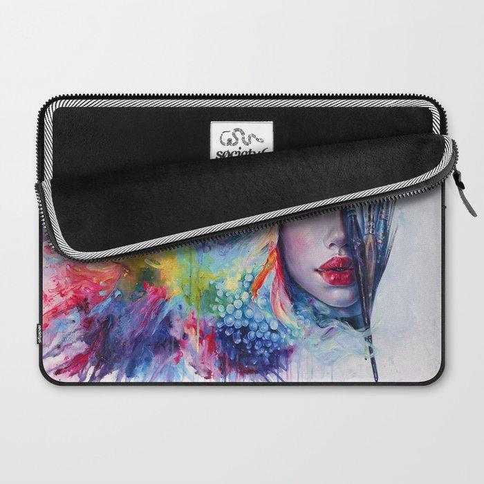 Coralized Laptop Sleeve