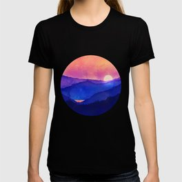 Cobalt Mountains T-shirt