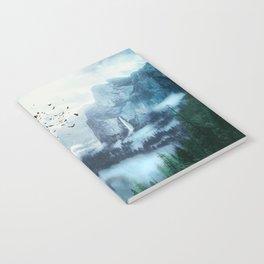Mountain Morning 3 Notebook