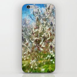 Almond Orchard Blossom iPhone Skin