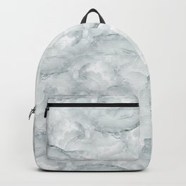 Gray Marble Backpack