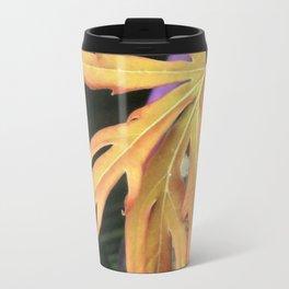 Leaf Study 2 Travel Mug