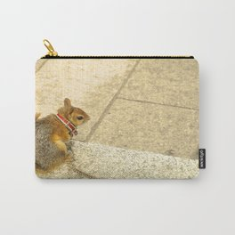 Squirrelly  Sightings Carry-All Pouch