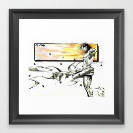 King of Kings  Framed Art Print