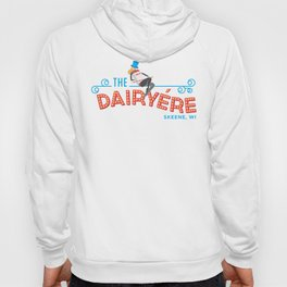 The Dairyére by Brenna Kaplan Hoody