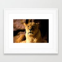 pride Framed Art Prints featuring Pride by liberthine01