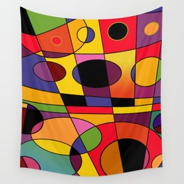 Abstract #79 Wall Tapestry