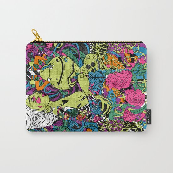 The Sea Death Carry-All Pouch