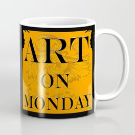 ART ON MONDAY Coffee Mug