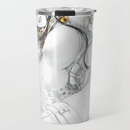 Golden Bride Travel Mug