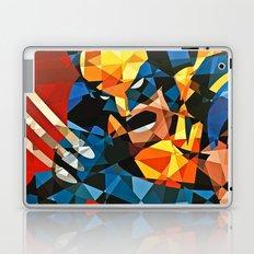 Geometric Superhero Laptop & iPad Skin
