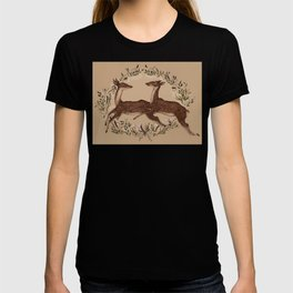 Jumping Deer T-shirt