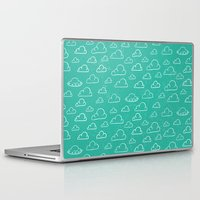 i want to believe Laptop & iPad Skins featuring I want to believe by Make-Ready