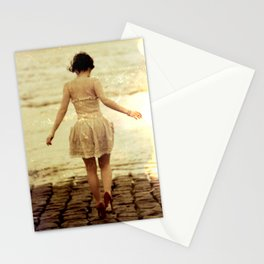 Love With A Vengeance Stationery Cards