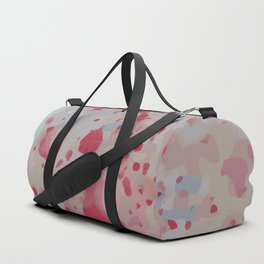 Spring Camouflage Duffle Bag