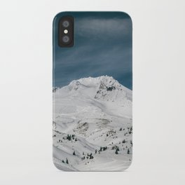 Mount Hood XIII iPhone Case