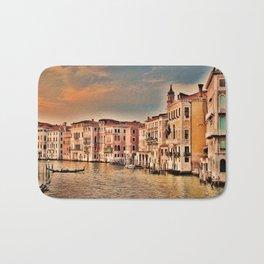 Grand Canal of Venice Bath Mat