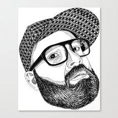 FULL MANO Canvas Print