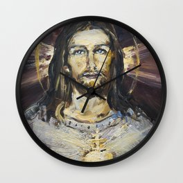 Ecstasy X. The Transfiguration Wall Clock