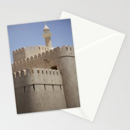 Arabian Castle Stationery Cards