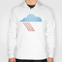 patriotic Hoodies featuring Patriotic Weather. by Nick Nelson