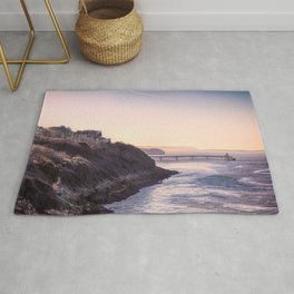 Clevedon Sea front Rug
