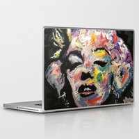 hollywood Laptop & iPad Skins featuring Hollywood by Matt Pecson