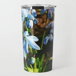 just a lovely flowers Travel Mug