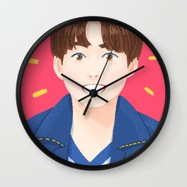 BTS Jungkook DNA Wall Clock