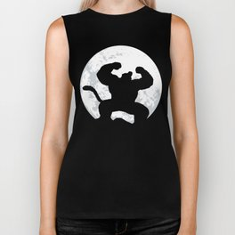 Night Monkey Biker Tank