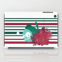 hunting iPad Cases featuring hunting by Alapapaju