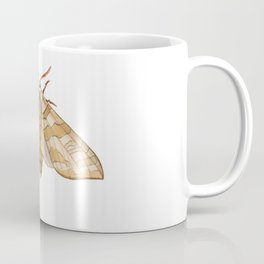 Banded Tussock Moth Coffee Mug