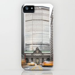 Grand Central Terminal iPhone Case