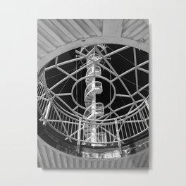 spiral tower - lido venice Metal Print