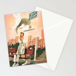 Forrest Gump Tribute Stationery Cards