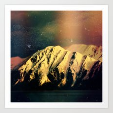 Aurora Triangularis Art Print