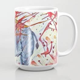 Spray Paint Elephant Mug