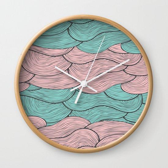 Summerlicious Wall Clock