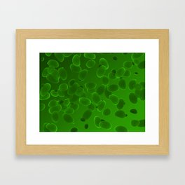 Fantasy Pebbles Framed Art Print