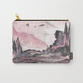 Pink Cliffs Carry-All Pouch