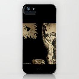 Angel mine iPhone Case