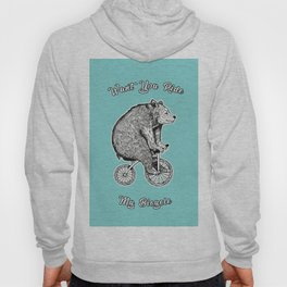wont you ride my bicycle Hoody