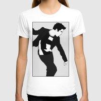 darren criss T-shirts featuring Darren Criss Dancing! by byebyesally