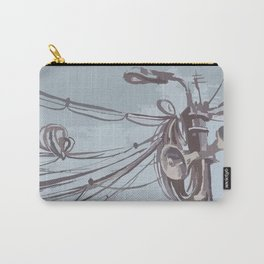 Asia Vietnam sunset  electricity Carry-All Pouch