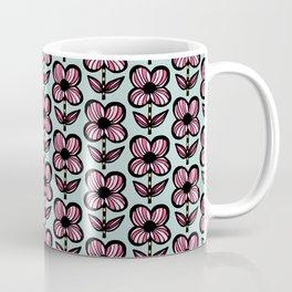 Big floral - pink6 Coffee Mug