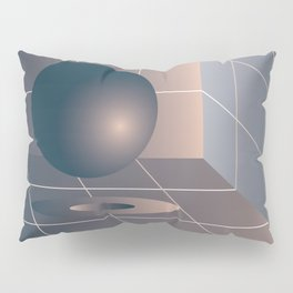 Shape study #6 - Memphis Collection Pillow Sham