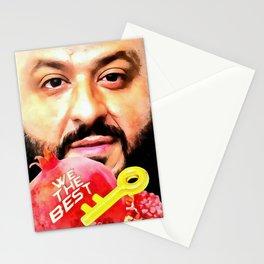 DJ Khaled Bless Stationery Cards
