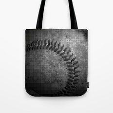 Baseball Deco Tote Bag