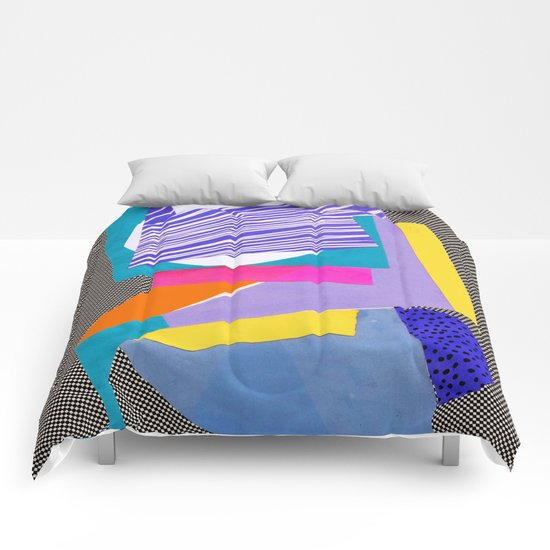 Magnetic content Comforters