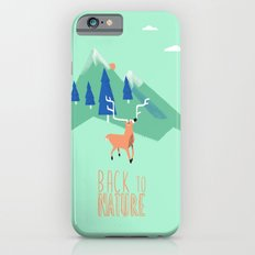 Back to Nature Slim Case iPhone 6s